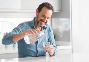 Weiches Wasser für zu Hause