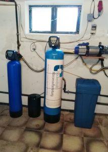Böckenholt Wasseraufbereitungsanlage im Einsatz