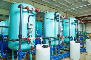 professionelle anlagen zur Wasseraufbereitung